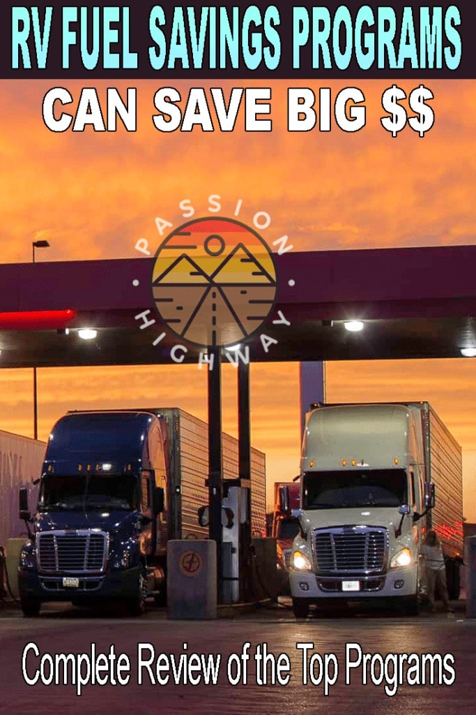 RV Fuel Savings Program Review