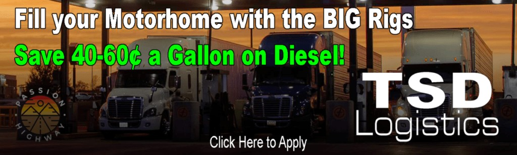TSD Logistics Save Big on Diesel