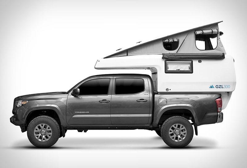 Pop-up Truck Camper